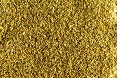 celulose Suplemento ao alimento Olhares como o fim da serragem acima do papel de parede imagens de stock
