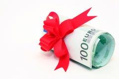 Cem euro Imagens de Stock Royalty Free