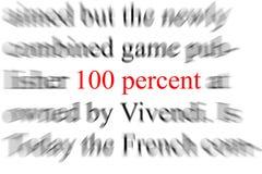 Cem por cento ilustração do vetor