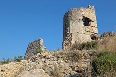 Cembalo fortress Stock Photo