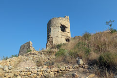 Cembalo fortress Royalty Free Stock Images