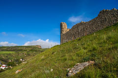 Cembalo is a Genoese  fortress Stock Images