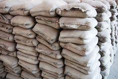 Cement Royalty Free Stock Photography