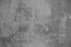 Cement background with a texture of gray wall. L royalty free stock images