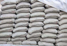Free Cement Bag Stock Images - 23866574