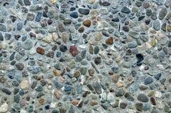 Cement & bakgrunder för abstrakt begrepp för grunge för textur för stenvägg Arkivfoto