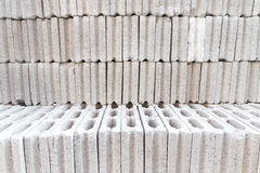 Cement block Royalty Free Stock Image