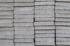 Cement block pattern Royalty Free Stock Photos