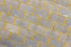 Concrete Block Stock Image