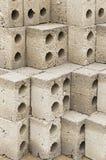 Cement bricks Royalty Free Stock Photography