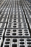 Cement bricks Royalty Free Stock Photos