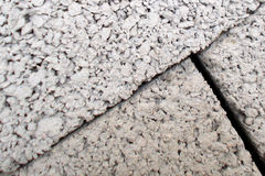 Cement bricks abstract background Stock Photo