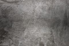 Cement and concrete texture with shadow for pattern Stock Image