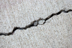 Free Cement Crack Stock Photo - 14145120