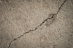 Cement cracked background Stock Photography