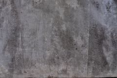 Cement floor. Detail white color stock image