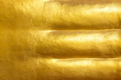 Cement Golden for design textures and background. Royalty Free Stock Photography