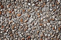 Cement gravel texture Stock Images