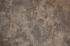 Cement gray wall texture Stock Images