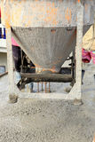 Cement for home builder Royalty Free Stock Photos