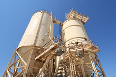 Cement Industry Stock Photos