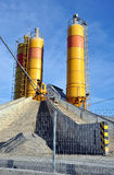 Cement industry Stock Image