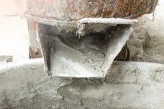Cement mix Stock Photo