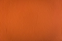 Cement orange background Stock Image