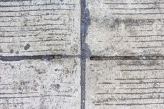 Cement pattern floor Royalty Free Stock Image