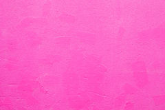Cement pink background Stock Photos