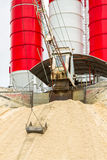 Cement plant for industry. Stock Photography