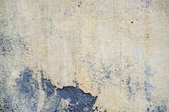 Cement plaster is not complete background texture Royalty Free Stock Images