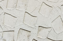 Cement plaster wall background Stock Images