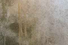 Cement plaster wall background Royalty Free Stock Photos