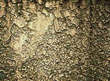 Cement przetwarzać złoto fotografia stock