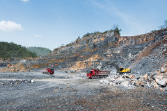 Free Cement Quarry Stock Photography - 81048322