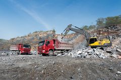 Free Cement Quarry Royalty Free Stock Images - 81048349