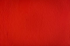 Cement red background Stock Image