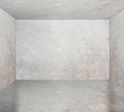 Cement room perspective,grunge background Stock Photo