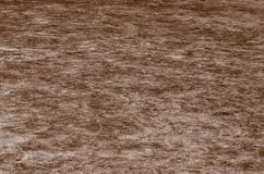 Cement sepia wall texture. Colored cement wall textured Stock Photography