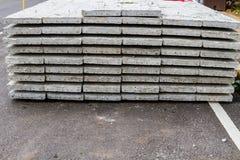 Cement slab floor concrete slab Royalty Free Stock Image