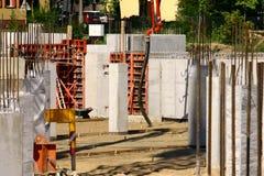 cement som är klart till arkivbild