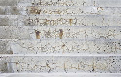 Cement Stairs Royalty Free Stock Photo