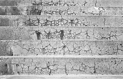 Cement Stairs Royalty Free Stock Photography