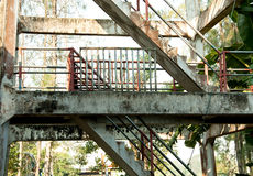 Cement stairs. Stock Photography
