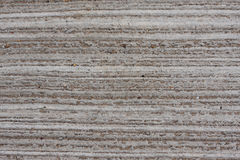Cement texture with strip line, abstract background Royalty Free Stock Image