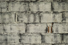 Cement textured wall. White shade Royalty Free Stock Photos