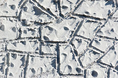Cement textures Stock Images