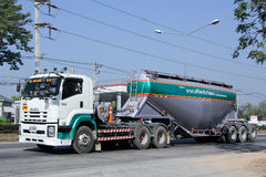Cement truck Stock Images