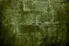 Cement wall. Abstract background cracked old cement wall Stock Images